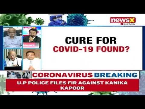 Cure For COVID-19 Found | #COVIDCureRace BATTLE ON | NewsX