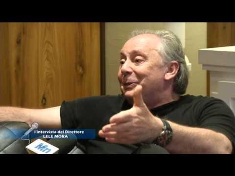L'intervista del direttore Gloria Massera a LELE MORA