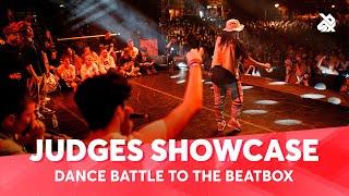 POPPIN JOHN, KENZO ALVARES & KEVIN PARADOX Dancing To World Class Beatbox | SBX Camp 2019