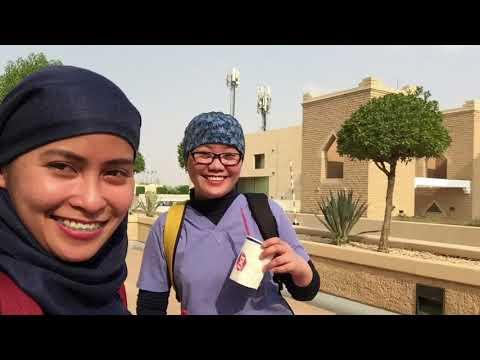 embassy tour (riyadh) lego!! (vlog 34)