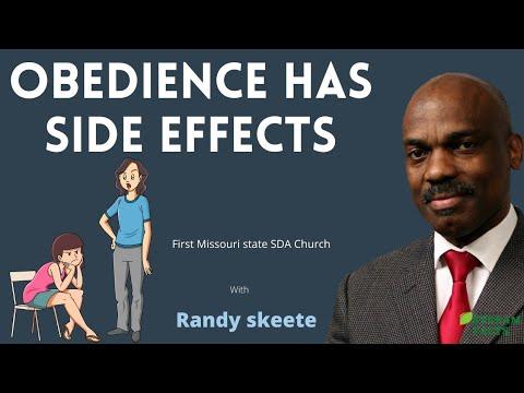 Download Randy Skeete Sermon - OBEDIENCE HAS SIDE EFFCTS