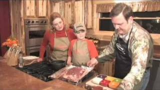 Shoot Straight With Chad Schearer - Realtree Foods Cooking Tip Marinated Steak