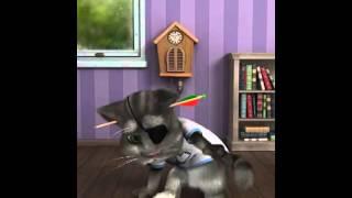 Приколы про кота Тома. 1 серия . Том и индейцы.