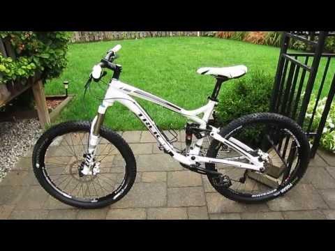 bb590de3808 2013 Trek Fuel EX 7 Mountain Bike Quick Review - YouTube