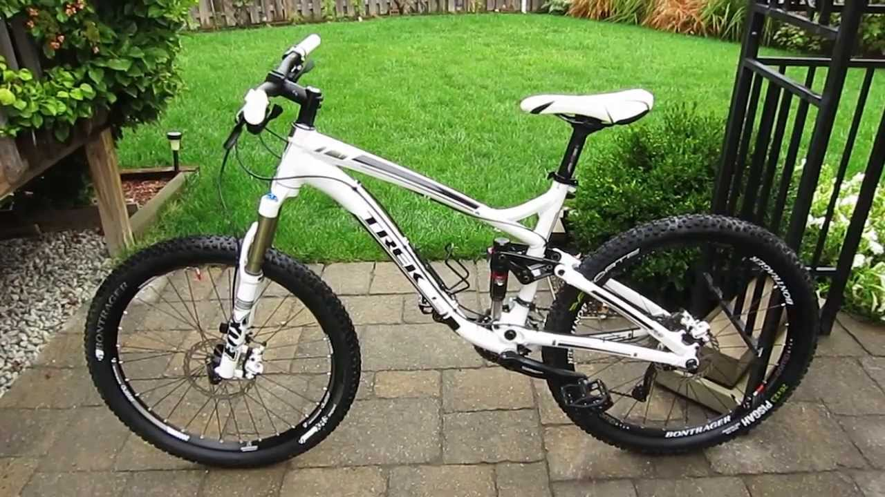 3434b523703 2013 Trek Fuel EX 7 Mountain Bike Quick Review - YouTube