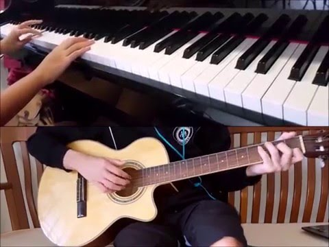 21 GUNS! Piano and Guitar Duet