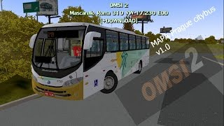 OMSI 2 - Mascarello Roma 310 VW 17.230 EOD [+DOWNLOAD]