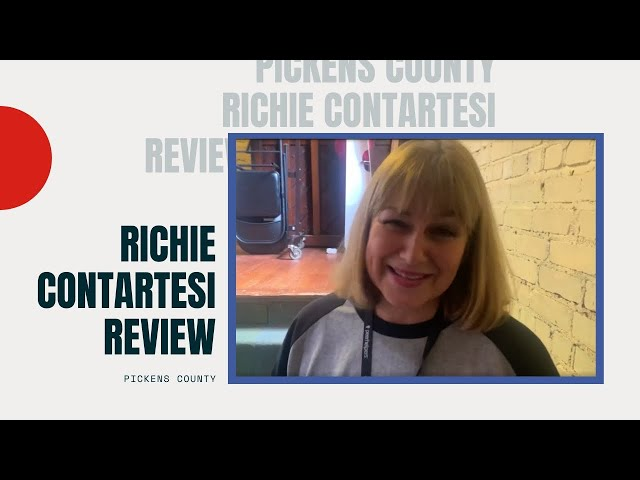 Richie Contartesi Review | Pickens County Youth