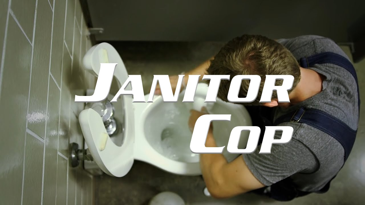 Download Janitor Cop trailer [Official]