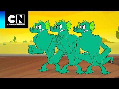DANÇA DELIRANTE | Escolha a sua Magiespada! Academia de Aventura | Cartoon Network
