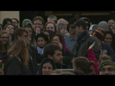 Day 3 Film Talent Q&A Periscope Live Stream | A Celebration of Harry Potter 2017