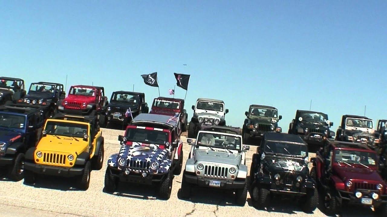 Jeep Weekend - YouTube
