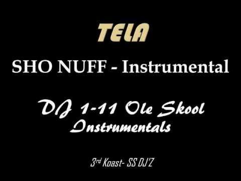 Tela - Sho Nuff  Instrumental (HQ)