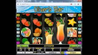 видео Автомат игровой Oliver's Bar играть онлайн на реальные деньги