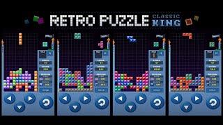 Retro Puzzle King