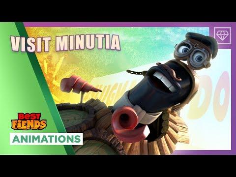 Visit Minutia Official Teaser 4 - Pilot Slug