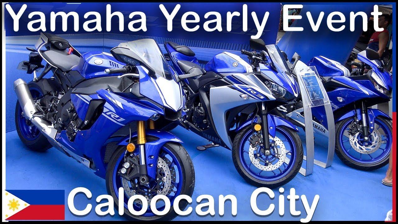 yamaha yearly event 2017 caloocan city youtube