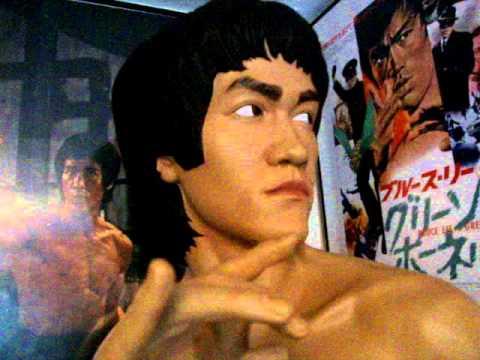 My Bruce Lee Memorabilia Collection