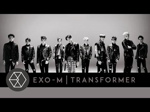 EXO-M - Transformer [Audio]
