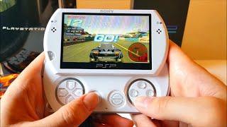 Ridge Racer 2 Gameplay - PSP Go 2019