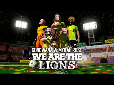 Gondwana lanza We are the lions