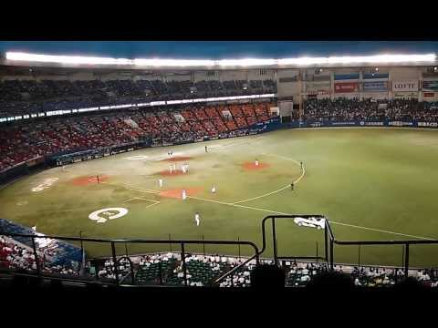 Pitching Changes in Japan
