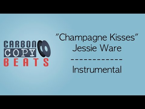 Champagne Kisses - Instrumental / Karaoke (In The Style Of Jessie Ware)