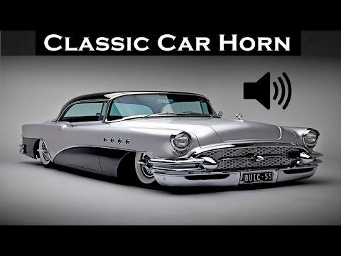 Classic Car Horn Sound Effect | Best Audio Quality
