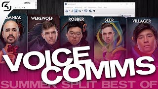 BEST OF VOICE COMMS SUMMER SPLIT 19 | SK LEC