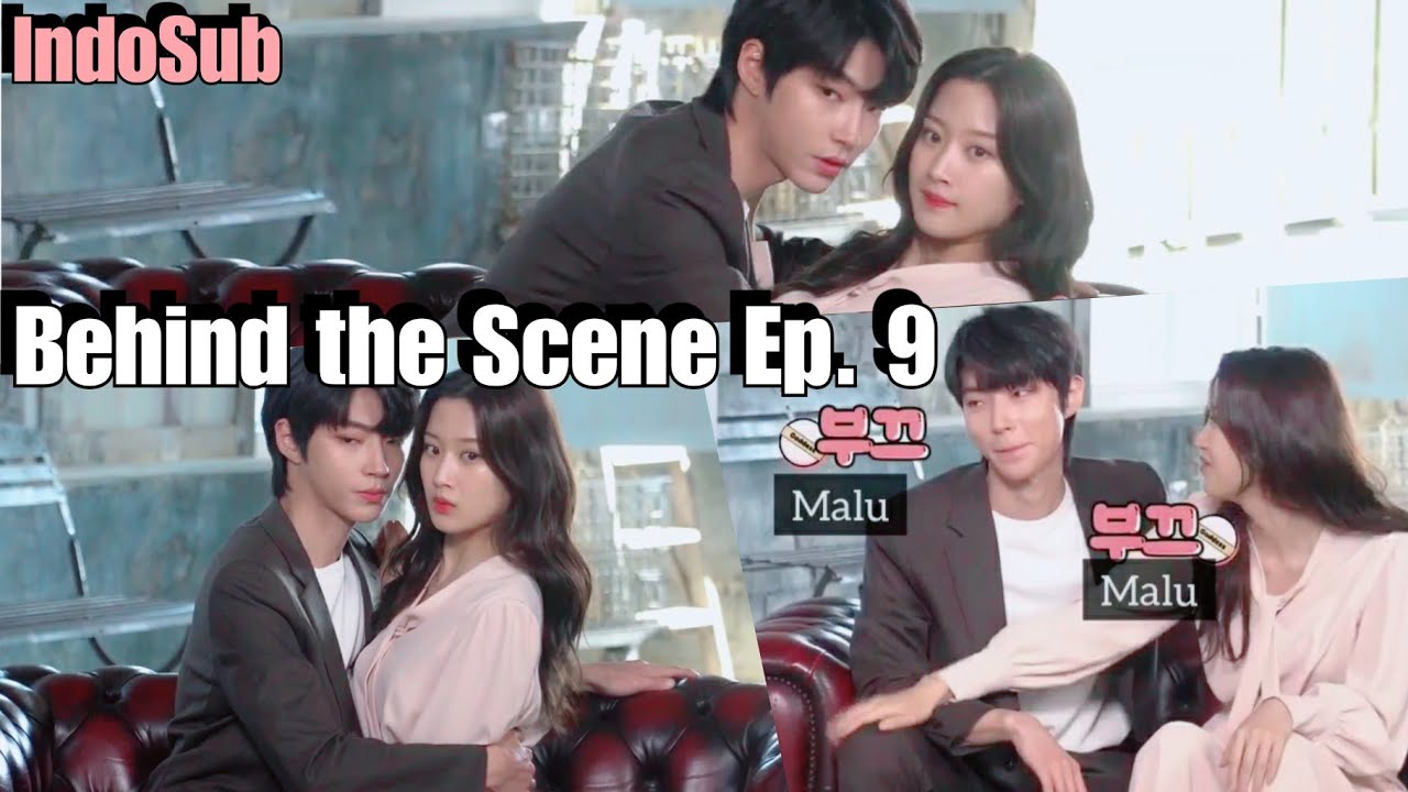 Download [IndoSub] Behind the Scene 'True Beauty' Ep. 9