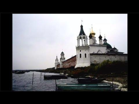 Ростов Великий на фотографиях 1980-е годы / Rostov Velikiy In Photographs -1980s