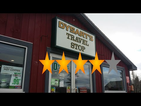 Dysart's Travel Stop, Lincoln, Maine What I Think Review & Photos