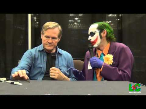 July Exclusive:Lotus Comics meets William Sadler