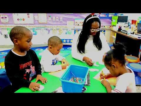 In the Classroom at Mount Hermon Preschool Center