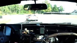 Calabogie Two V8 Miatas Aug 2014