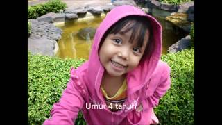 video zian. Sountrack lagu you are my everyting (by Afiqah)