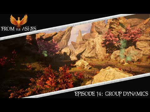 Ashes of Creation - From The Ashes | Episode 14: Group Dynamics