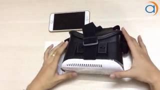Khám Phá Kính 3D Thực Tế Ảo - Kính 3D Cho Điện Thoại - Asun