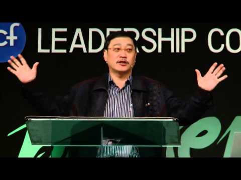 Pursuing Intimacy in His Presence   Rev Edmund Chan