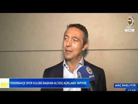 ALİ KOÇ'TAN SON DAKİKA VOLKAN DEMİREL AÇIKLAMASI(VOLKAN NEDEN KADRO DIŞI KALDI!!!!!)