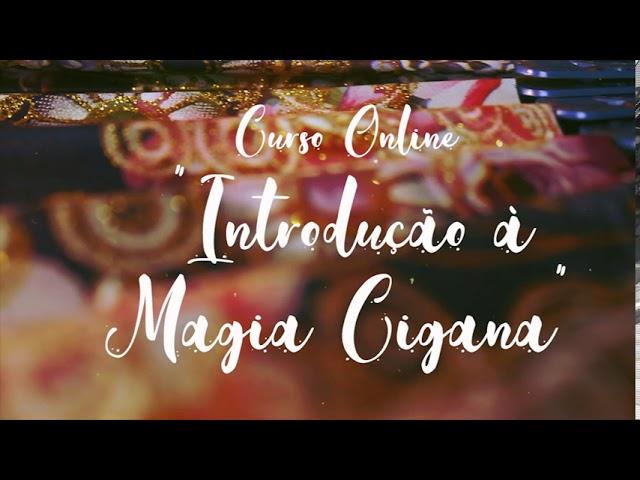 TUCLEI - EAD - Curso de Introdução à Magia Cigana