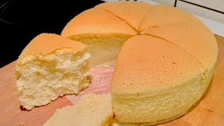 Bánh bông lan/gato_công thức bánh gato mềm,nhẹ như bông_Bếp hoa