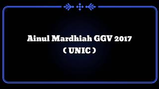 (Karaoke Version) Ainul Mardhiah - UNIC