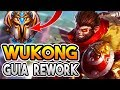 WUKONG REWORK GUIA S10 | TODO lo que NECESITAS SABER