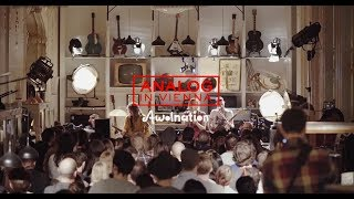 AWOLNATION - Analog in Vienna | The Recording Session