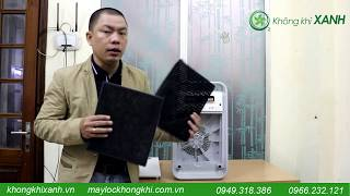 Choáng Với Máy Lọc Không Khí Panasonic F-PXJ30A Giá Chỉ Hơn 2 Triệu