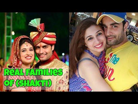 real families of shakti asthitva ke ehsas ki actors and actresses