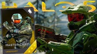 What If Master Chief Was in Halo 5 Warzone?