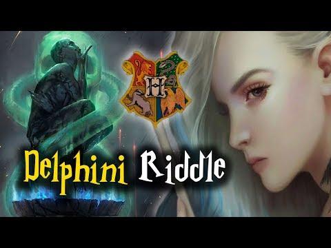 ¿Quién Es Delphini Riddle? La Hija De Voldemort