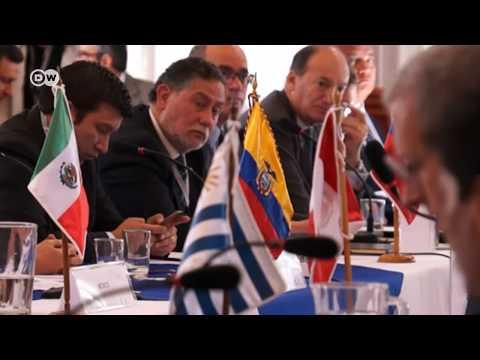 Cumbre sobre migración venezolana en Quito
